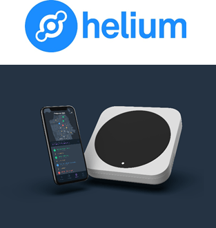 World's First Peer-to-Peer Wireless Network, Powered by Helium Hotspots 1