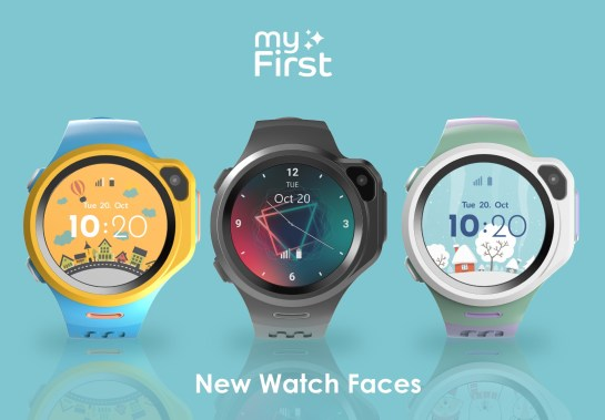 myfirst watch faces
