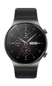 HUAWEI Watch GT 2 Pro in Night Black and Nebula Grey pic
