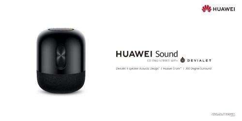 Huawei Sound 3