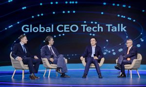 Global CEO Tech Talk路透社全球CEO对话4