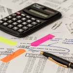 Answering the test in accounting by computing the amounts using the best accounting calculator