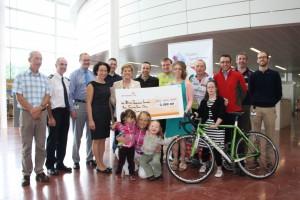 Big Bike Ride 2010 to promote Cork County Councilâ