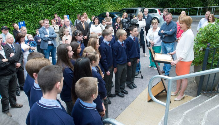Carrigaline Gaelcholáiste opens in Waterpark House