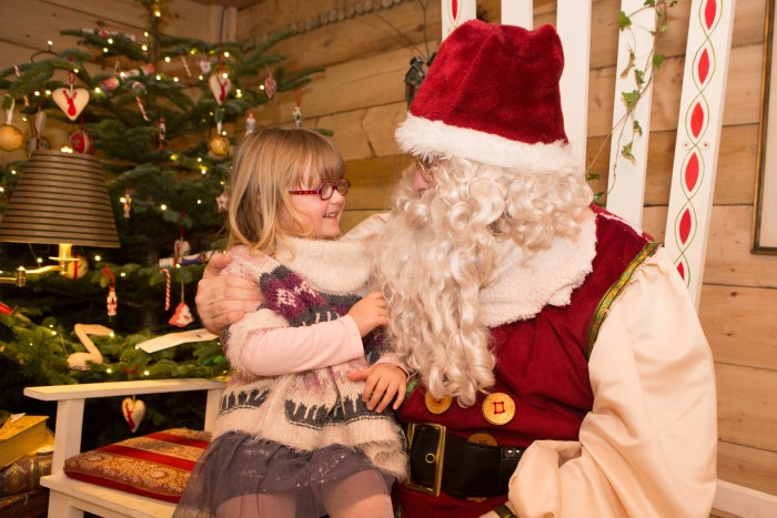 Santa Arrives at East Cork Outpost in advance of Christmas