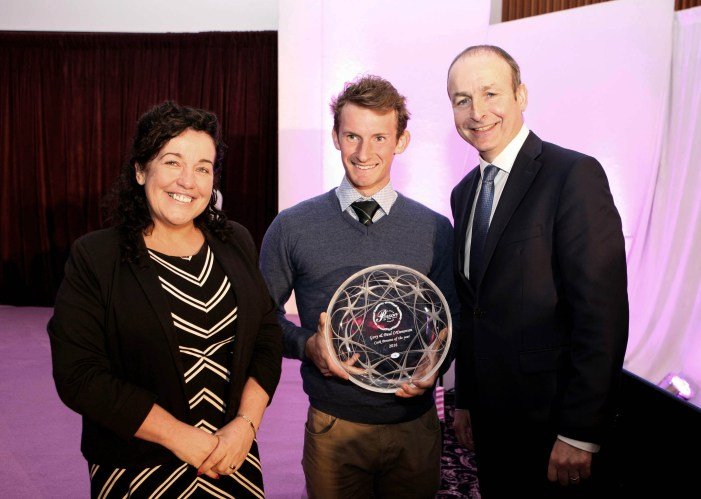 ROWING: O'Donovan Brothers jointly win 'Cork Person of the Year' title