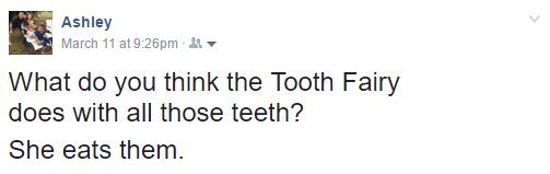 tooth fairy