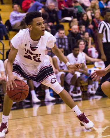 Basketball: Lambert tops Milton