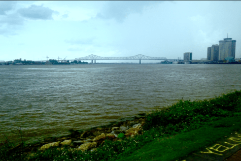 New Orleans, the inspiring city on the river