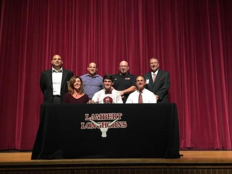 Jake Alesia, lacrosse, signs with Lenior-Rhyne University