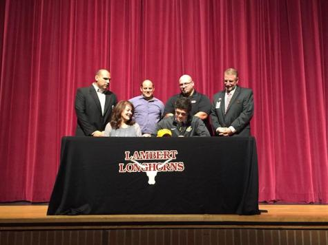 Cameron Barnes, lacrosse, signs with Rollins College