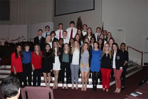 Lambert wins big at DECA Region