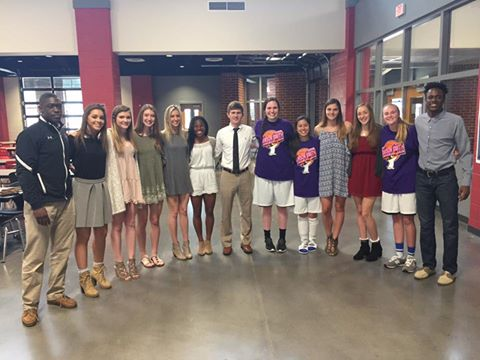 Lambert had a multitude of students and coaches win awards and recognition for performance throughout the season.