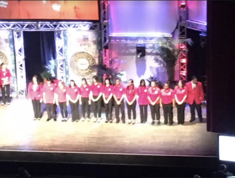 Lambert FCCLA chapter wins big at the state convention