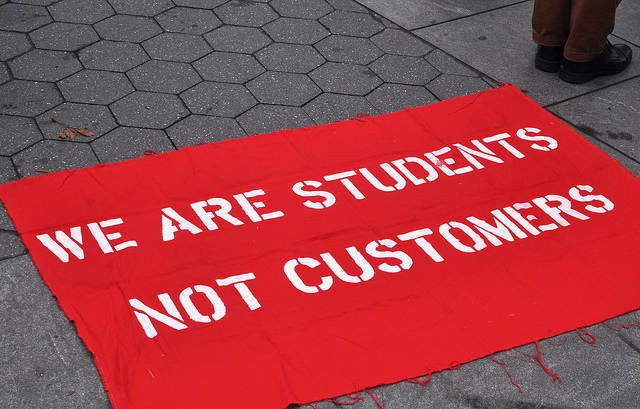 There+have+been+a+few+student-led+protests+against+high+tuition+costs%2C+which+has+contributed+to+the+national+debate+on+this+issue.