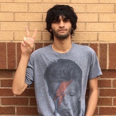 Humans of Lambert: Akshay Bhatia
