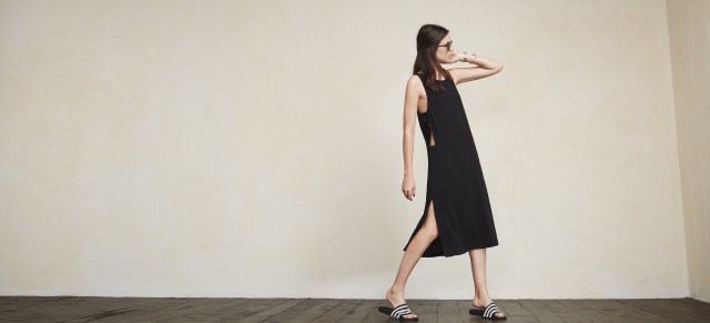Feature: Reformation - ADOBE DRESS