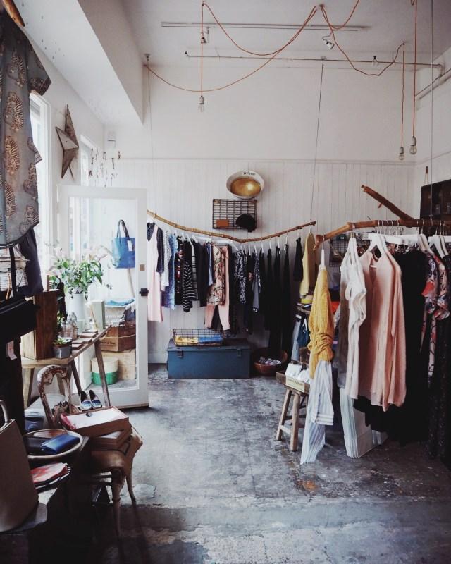 Eco Fashion Shopping: The Keep Boutique, London