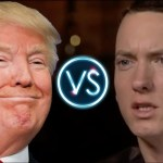 Eminem Triggered by Trump 