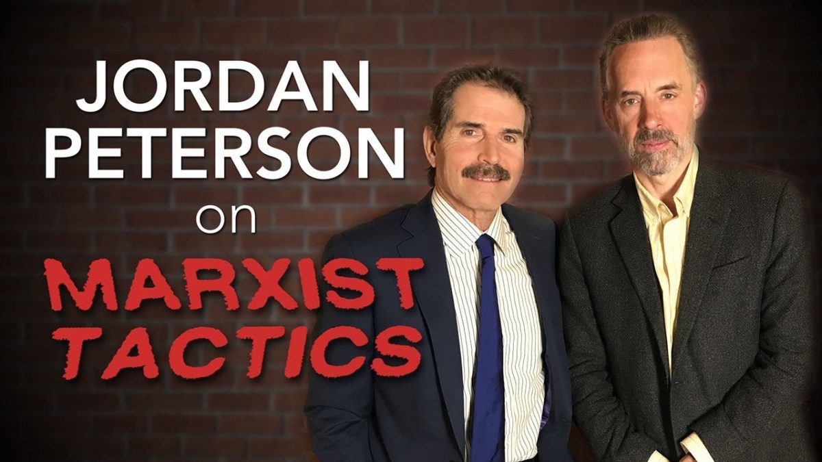 "Jordan Peterson vs ""Social Justice Warriors"""