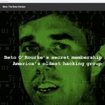 Beto Was A Member Of The Most Famous Hacker Group??!