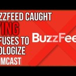 Buzzfeed Caught LYING, REFUSES To Apologize For Trump Cohen Fake News