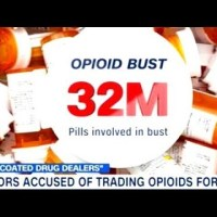 Doctors Accused Of Trading Opioids For Sex!