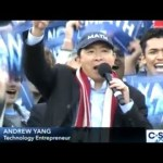 "Andrew Yang ""I'm Polling At 3% Nationwide As Of Today!"""