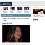 Conservatives Defend Tulsi Gabbard Explaining Exactly Why I Support Her