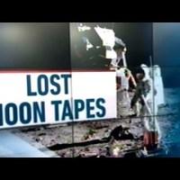 LOST MOON LANDING FILM REELS FOUND!