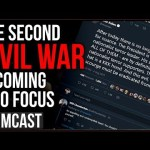 The Second Civil War Is Coming Into Focus, Reza Aslan Blames ALL Trump Supporters