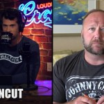"ALEX JONES & STEVEN CROWDER #2 ""FULL UNCUT"""