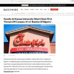 Leftists Trying To Take Away Chik-Fil-A Will GUARANTEE Trump's 2020 Reelection