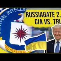 CIA vs Donald Trump! How Ukraine Scandal Is Russia Gate 2.0