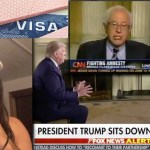Bernie Sanders, Laura Ingraham & Donald Trump On H-1B Work Visas! Watch This!