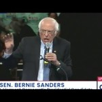 "Bernie Sanders ""We Won In Iowa And I Am Absolutely Confident We Are Gonna Win Here In New Hampshire"""