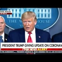 """You're Talking About 22 People Right Now!"" President Trump Updates The Nation On Coronavirus"