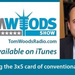 Tom Woods Show with Kristan T Harris Ep. 1732