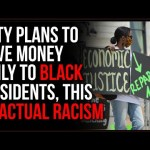 California City Wants To Give FREE MONEY To Residents, But Only If They're Black