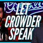 Let Crowder Speak