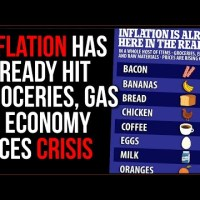 US Economy Faces Possible HUGE Inflation, The Signs Are Already Visible But Crypto May Save Us