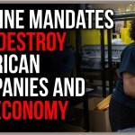 Vaccine Mandates Will DESTROY The American Economy