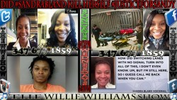 Did #SandraBland Kill Herself #JusticeforSandy TheWWShoW