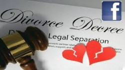 You can be Served Divorce Papers Over Facebook