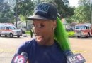 Courtney Barnes gives his take on a non fatal car crash in Jackson, Mississippi