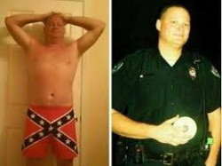 North Charleston Police Sergeant fired for posing in Confederate flag underwear