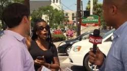 Lovely Black Woman Interrupts CNN Anchor @DONLEMON in Charleston