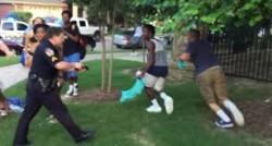 McKinney Police slams a bikini clad teenage girl to the ground in Texas