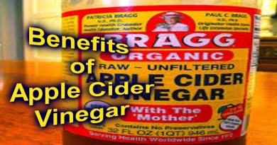 "Benefits of Apple Cider Vinegar With ""Mothers"""