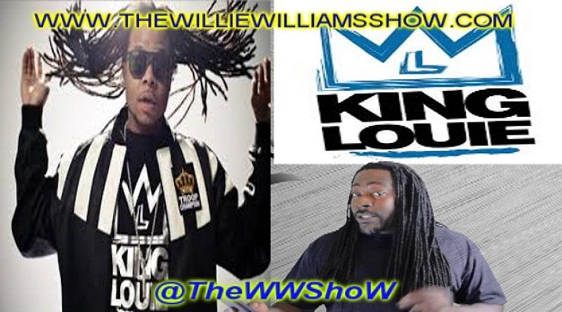 rapper King Louie